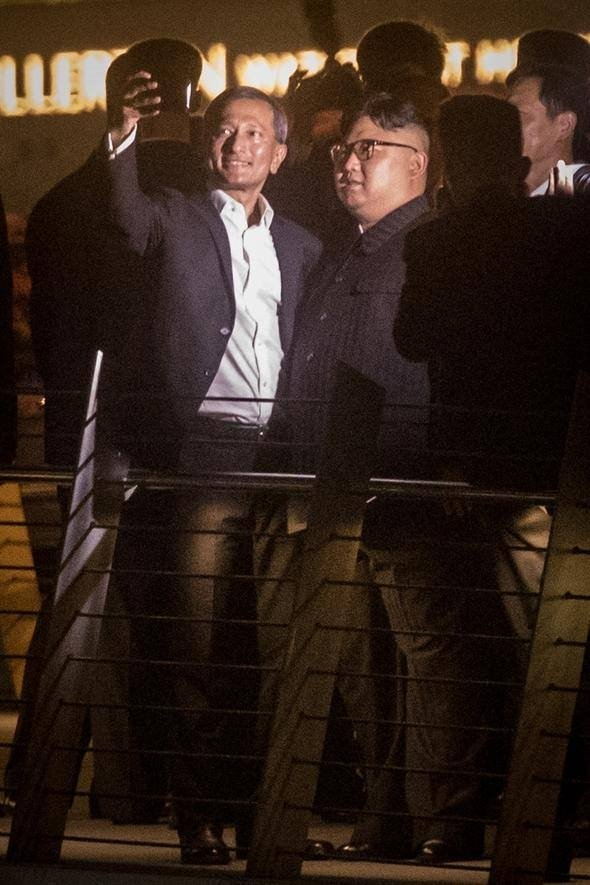 Kim Jong-un'dan zirve öncesi sürpriz ziyaret