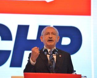 CHP'de seçim üstü deprem! İstifasını verdi