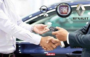 2. el otomobil fiyatları düştükçe düştü! Sıfır gibi otomobiller 59 bin TL'ye satılıyor! Fiat,Renault,Opel, Hyundai,Skoda,Dacia...