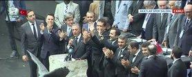 Ahmet Nur Çebi: 8.600 genel kurul üyemiz bugün ispatlamıştır