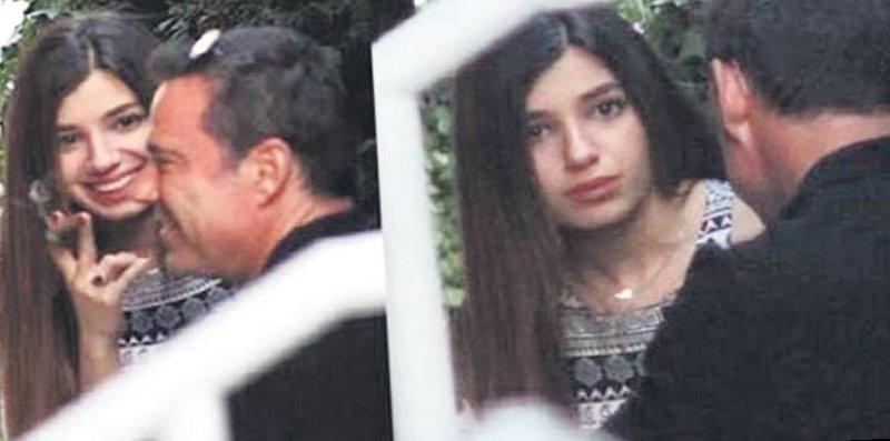Şok fotoğraf! Lidya bir zamanlar Murat Başoğlu ile...