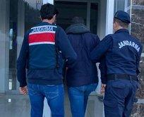 İzmir'de terör operasyonunda 2 gözaltı