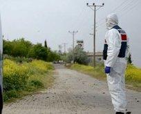 O ilde bir köye koronavirüs karantinası