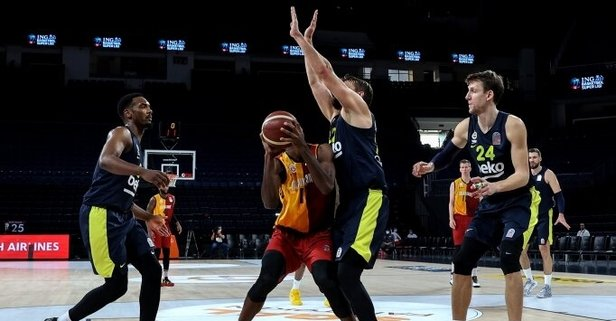 Fenerbahçe Galatasaray basket maçı hangi kanalda? FB GS basket maçı nasıl izlenir?