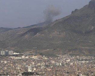 Suudi Arabistan'da hava üssüne saldırı!