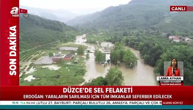 Cumhurbaşkanı Erdoğan: Yaraların sarılması için tüm imkanlar seferber edilecek ile ilgili görsel sonucu