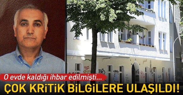 Adil Öksüz'ün kaldığı iddia edilen evden kritik bilgiler