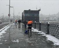 Kar ne zaman yağacak? İstanbul kar yağışı başladı mı? İstanbul kar ne zaman gelecek?