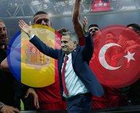 Andorra-Türkiye maçı hangi kanalda?