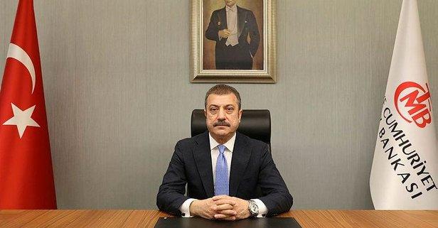 TCMB Başkanı Kavcıoğlu o toplantıya katıldı
