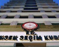 YSK'dan AK Parti'nin itirazına ilişkin flaş açıklama