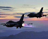 Bakanlık duyurdu! PKK inlerine bomba yağdı