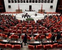 Komisyon üyeliklerinin dağılımı belli oldu