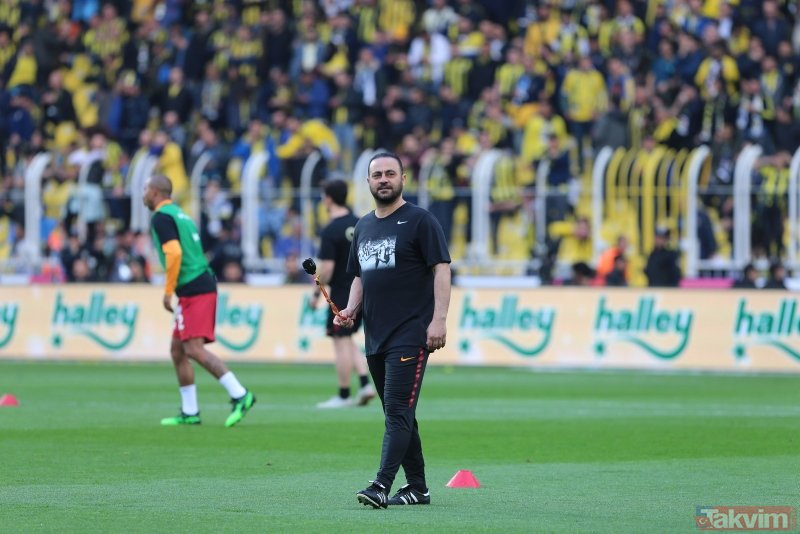Derbi sonrası Hasan Şaş Volkan Demirel hakkında ilk kez konuştu 'Küfürler...'