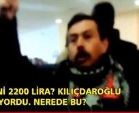 CHPli belediyede çalışan işçinin feryadı!