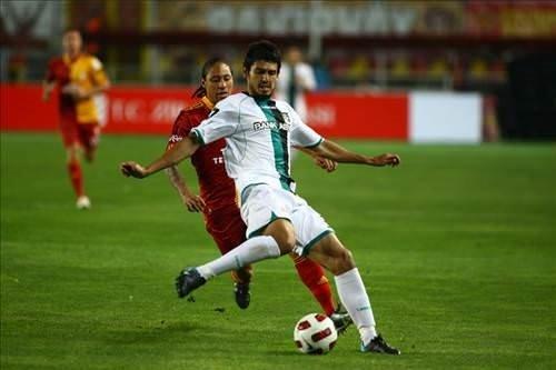 Galatasaray-Denizlispor Maçından Kareler
