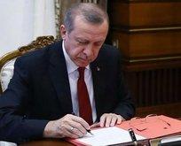 Cumhurbaşkanı Erdoğan seçim kanunu onayladı