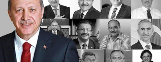 3 döneme takılan belediye başkanları