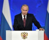 Putin'den ABD'ye nükleer tehdit!