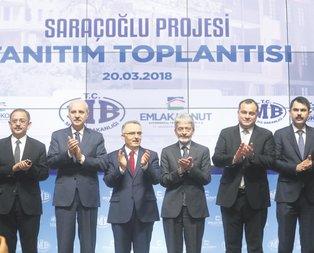 Türkiyenin ilk toplu konutları dönüşüyor