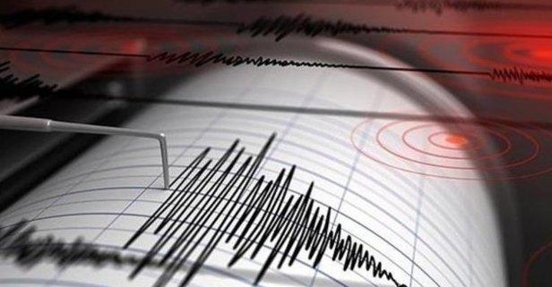 Hindistanda 61 Büyüklüğünde Deprem