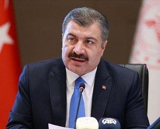 Son dakika: Sağlık Bakanı Fahrettin Koca 6 Ağustos koronavirüs vaka sayılarını açıkladı