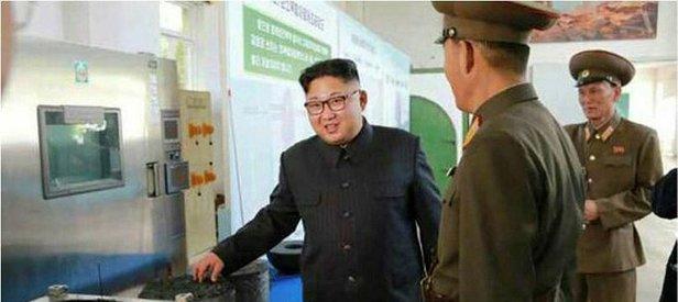 Kuzey Koreden askeri operasyon açıklaması