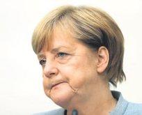 Merkel için zor günler başladı