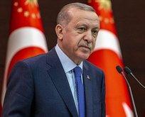 Başkan Erdoğan 40 lidere seslenecek