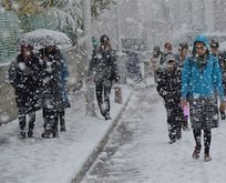 Bolu'da yarın okullar tatil mi? Kar tatili var mı?