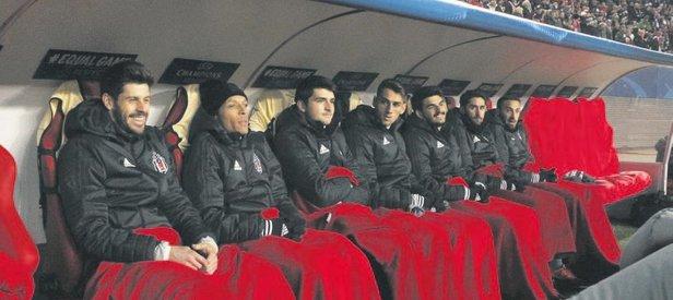 Gol makinesi Cenk Tosun Real Madrid'in radarında