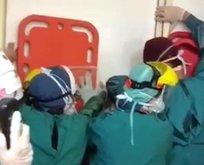 Hastane saldırısı hakkında flaş gelişme