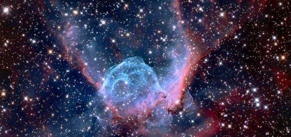 Gökbilimciler, Güneş Sistemi dışında, atmosferinde su moleküllerinin yükseklere çıkıldıkça ısındığı stratosfer benzeri tabakası bulunan bir öte-gezegen keşfetti.