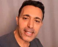 Mustafa Sandal koronavirüse mi yakalandı?