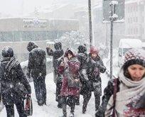 7 Ocak kar tatili var mı? Yarın okullar tatil mi?