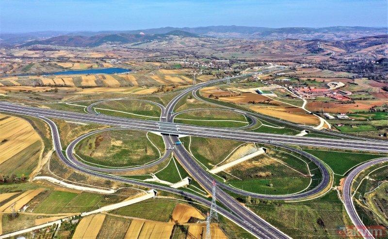 Trafiği rahatlatacak dev projede sona doğru! Kuzey Marmara Otoyolu ne zaman açılacak?