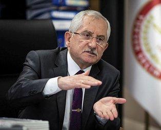 YSK Başkanından Suruç açıklaması