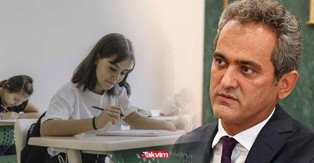 Bakan Mustafa Özer açıkladı! Okullar kapanacak mı, ara verilecek mi? Cumartesi Pazar okullar açık mı?