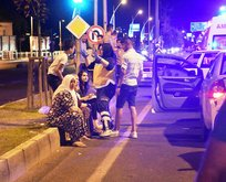 Malatya'da zincirleme kaza: Yaralılar var