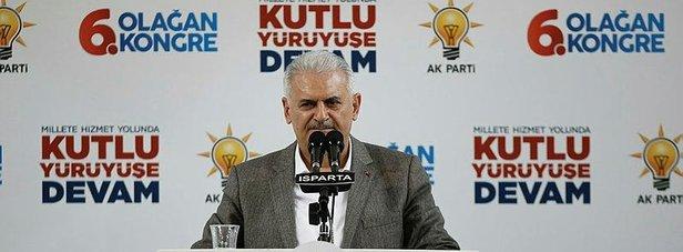 Başbakan: Kemal bey kendine gel