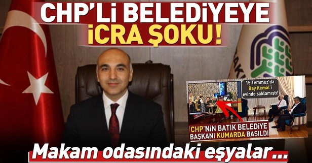 Bakırköy Belediyesine şok