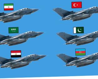 Dünyayı korkutan liste! İşte İslam ordusunun gücü