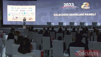 2023'ün rotası belli oluyor! İstanbul Turkuvaz Medya Merkezi'nde 3. Türkiye 2023 Zirvesi