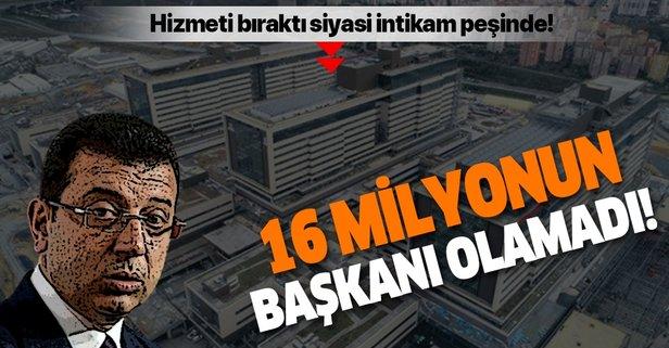 '16 milyonun başkanı olacağım' sözleri de fos çıktı!