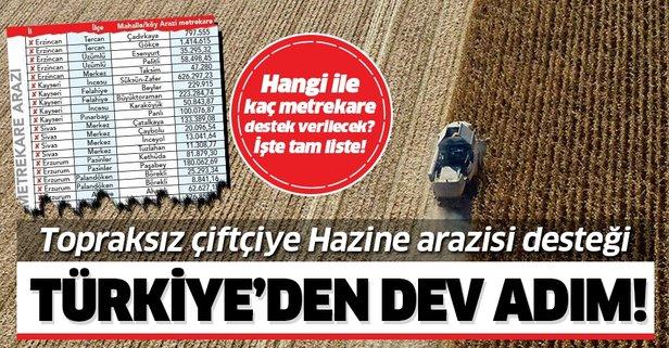 Türkiye'den gıda güvenliği için dev adım!