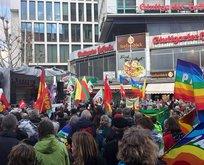 Almanya'da toplu terör eylemi