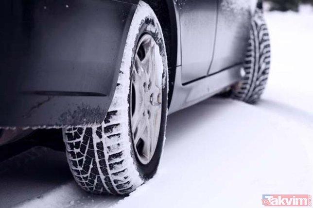 Kış lastiği seçerken nelere dikkat etmeli? İşte en ucuz kış lastiği fiyatları