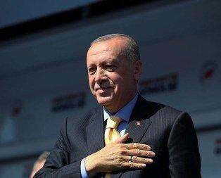 Başkan Erdoğan seslendirdi! Bu benim hikayem...