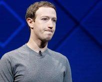 Zuckerberg'in özel mesajları otomatik olarak siliniyor