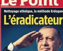 Türk düşmanı dergi yalvardı: Erdoğan ensemizde yardım edin